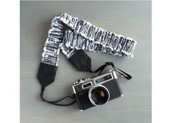 カメラストラップのイメージ